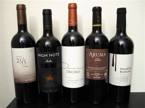 7 Great Wines 20 by Our Search For The Best Malbec 20 Serious Eats
