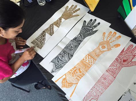 henna design courses learn henna designing henna classes and courses