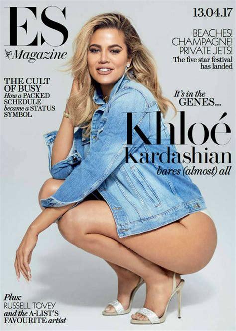 sexy celeb magazine khloe kardashian talks kim s robbery reveals she s ready