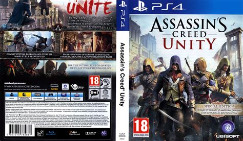 libro assassins creed unity playstation 4 covers this is for the players