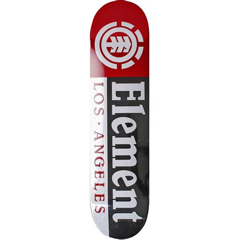 deck skateboard element la section skateboard deck evo