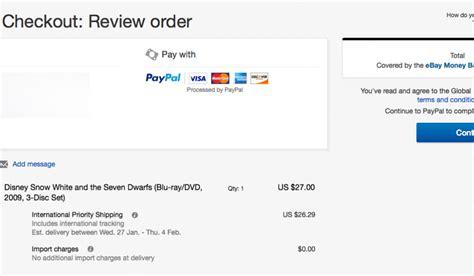 ebay global shipping global shipping program ebay compras desde m 233 xico
