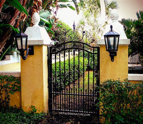 Metal Backyard Gates by Garden Squaremove Co Uk