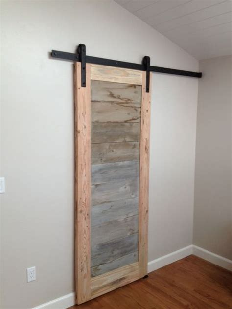 interior barn door ideas interior barn door home pinterest