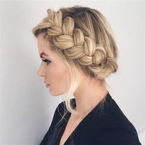 blonde hairstyles volume on crown 25 best ideas about crown braids on pinterest braid