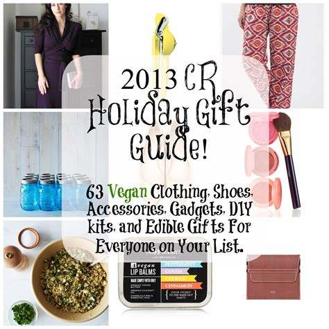 2013 holiday gift guide 63 ideas for vegan apparel