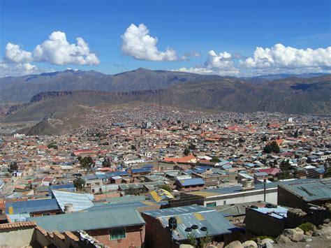 imagenes historicas de potosi bolivia file panorama de la ciudad de potos 237 bolivia jpg