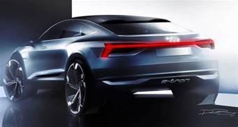 audi sportback e concept teased ahead of shanghai