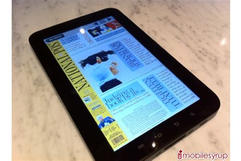 rogers releases  samsung galaxy tab    contract
