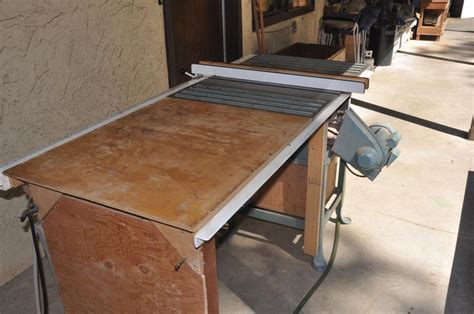 cabinet makers table saw cabinet makers table saw sell whole or parted out
