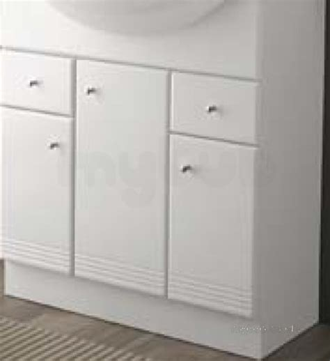 salgar bathroom furniture salgar 9452 white polo vanity cabinet 810x700mm salgar