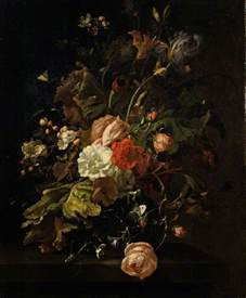 Large Wall Murals Uk rachel ruysch 1664 1750 art uk