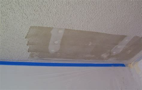 How Do I Remove Popcorn Texture From Ceiling by Peck Drywall And Painting Melbourne Viera Indialantic