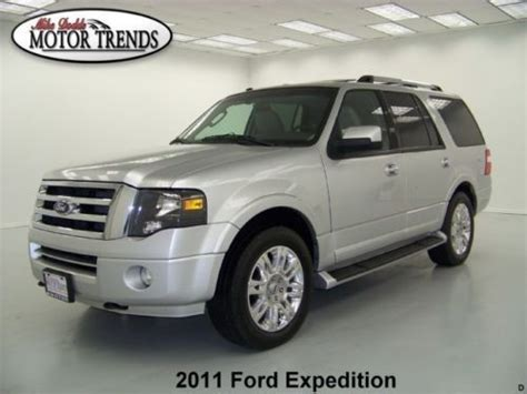 how to sell used cars 2011 ford expedition security system find used 2011 ford expedition limited navigation rear cam heated ac seats 76k in alvin texas