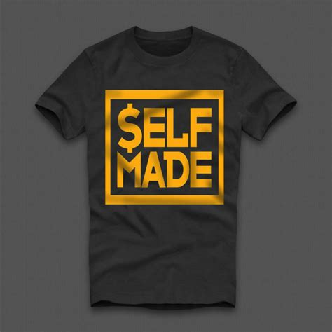 Made By T Shirt self made t shirt by rick ross wehustle menswear