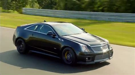 ferraro cadillac cadillac shows no respect for in new cts v