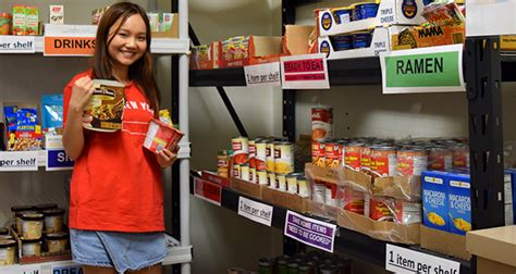 Tukwila Food Pantry by South Seattle College Food Pantry Student Profile News