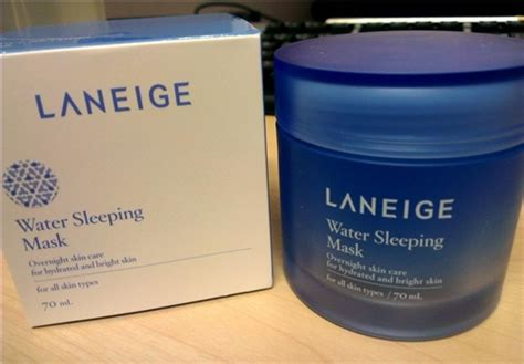 Laneige Water Sleeping Mask Laneige Original laneige water sleeping mask 70ml for wholesale from original cosmetics company b2b marketplace