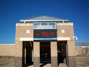 Bailey Middle School Tx Bailey Middle School Shady Hollow