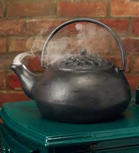 Cast Iron Outdoor Fireplace - 3 qt cast iron steamer kettle woodstove steamers