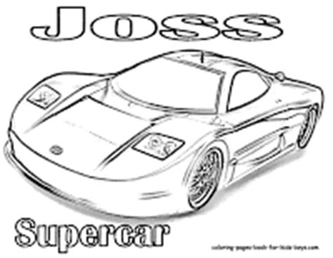 How To Draw Rally Cars Rally Car Coloring Pages