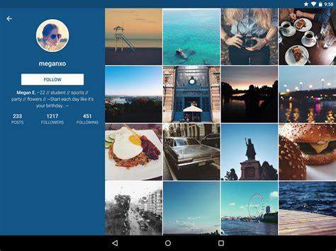 layout instagram descargar descargar imagine for instagram 3 5 android gratis
