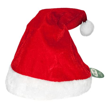 singing and dancing santa hat buy gag gifts