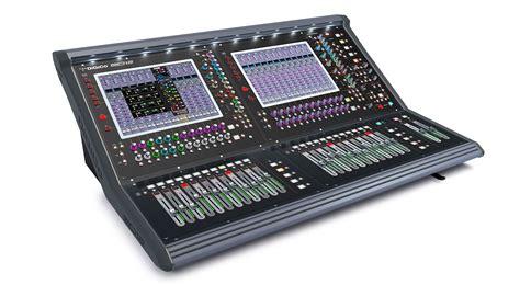 console audio tech focus audio consoles