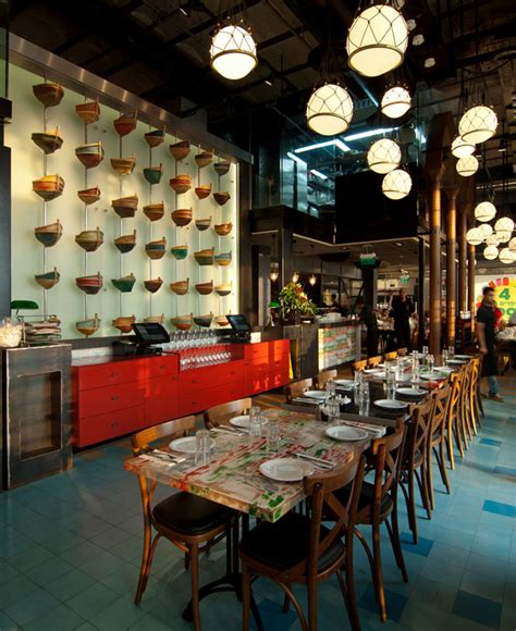 Wall Interior Designs For Home by Seafood Restaurant With Elements Of Arab Architecture