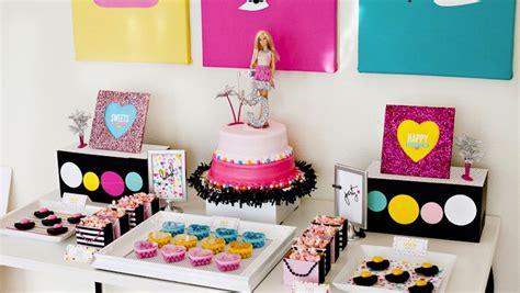 imagenes de cumpleaños decoracion decoraci 243 n para celebrar cumplea 241 os de barbie