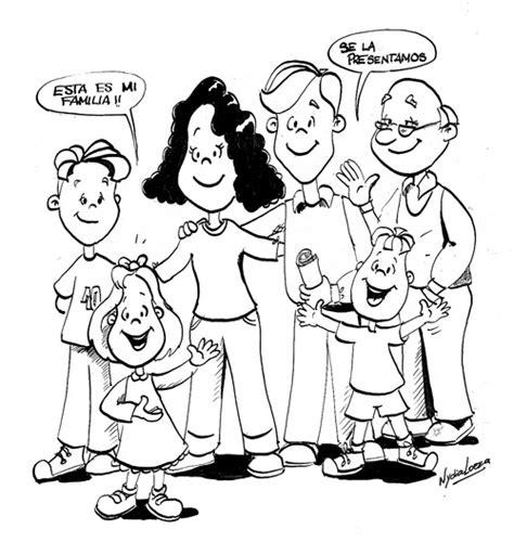 imagenes de la familia escolar para colorear 18 im 225 genes para colorear de la familia im 225 genes para