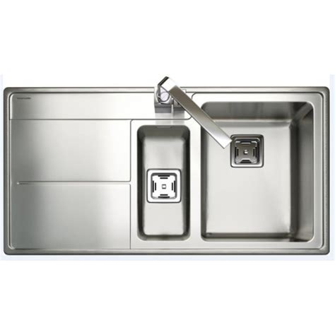 stainless steel sinks for kitchen arlington stainless steel kitchen sink