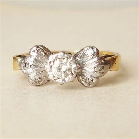 another antique bow ring it s all about you bridal