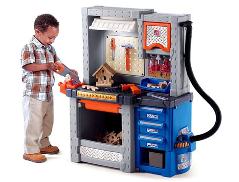 step2 real projects workshop and tool bench best toddler workbench for your child reviews