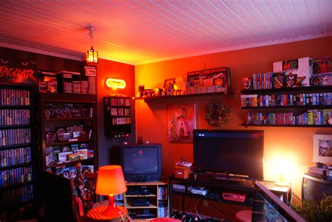Decorate Fireplace retro room my collection retro video gaming