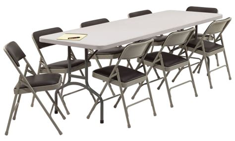 Rent Tables And Chairs Toronto by 1 Toronto Folding Table Rentals Toronto Weddings