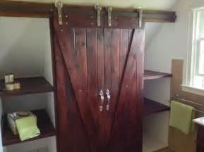 Barn Door For Closet Barn Door Closet Coo