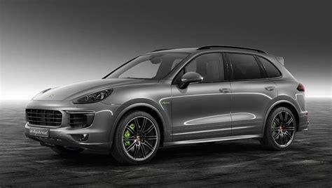 Porsche Cayenne S E Hybrid by Porsche Exclusive Cayenne S E Hybrid In Meteor Grey