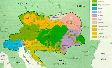 impero ottomano cartina popoli e nazioni 800