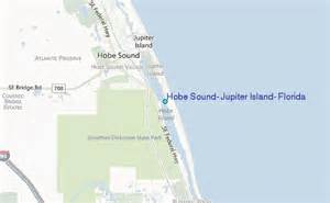 hobe sound jupiter island florida tide station location