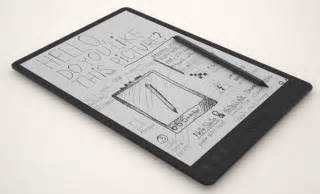 noteslate the 100 electronic drawing pad boing boing