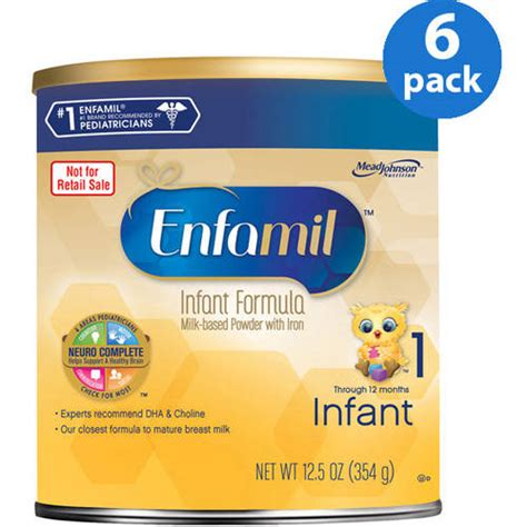 Enfamil A 1 By Golden your savings dashboard walmart s savings catcher