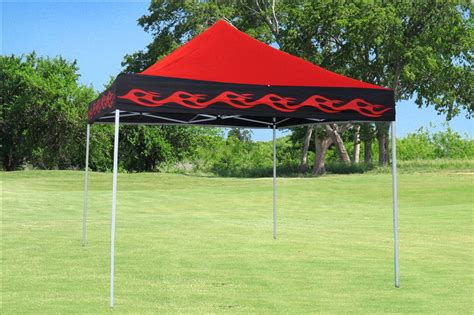 10 x 10 awning 10 x 10 awning 10 x 10 red flame pop up tent canopy