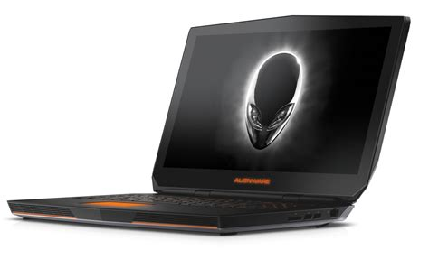Laptop Alienware I7 alienware unveils slimmed gaming laptops
