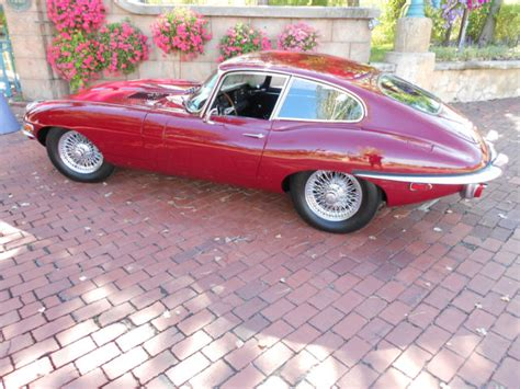 jaguar e type xke 4 2 fixed coupe for photos