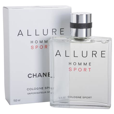 Parfum Original Chanel Homme Sport Eau Edt 100ml chanel homme sport cologne eau de cologne for 150 ml notino se