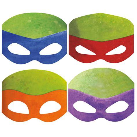 Mask Tmt Turtle Isi4 mutant turtles masks