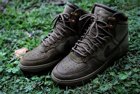 Sepatu Murah Nike Boots Combine Kulit Buck nike air 1 footwear vex fashion