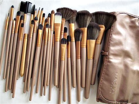 Kuas Isi 7 Pcs jual brush kuas make up isi 32pcs 32 pcs 32
