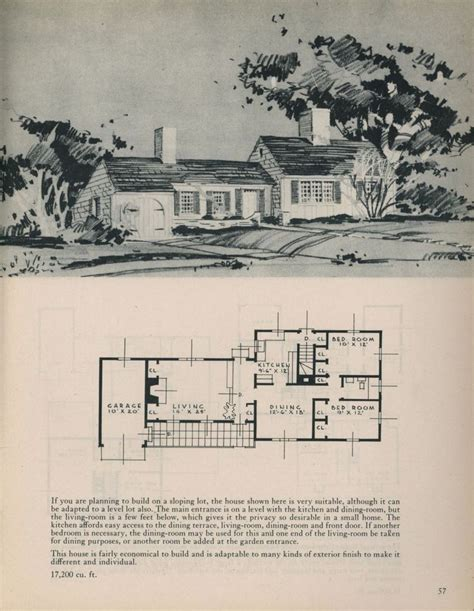 royal barry wills floor plans 326 best vintage house plan catalogs images on